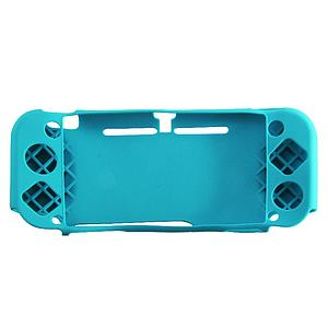FUNDA SILICON NINTENDO SWITCH LITE VERDE