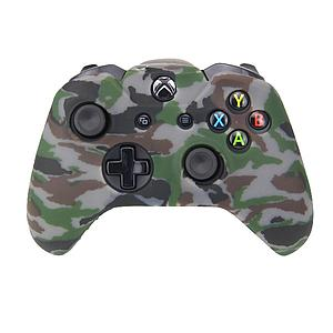 FUNDA SILICON CONTROL XBOX ONE CAMUFLAJE CAFE