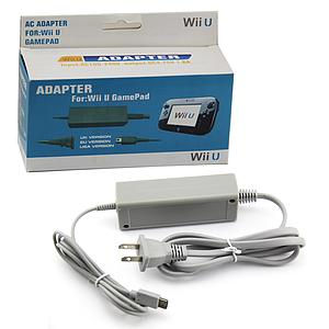 ADAPTADOR DE CORRIENTE WII U POCKET
