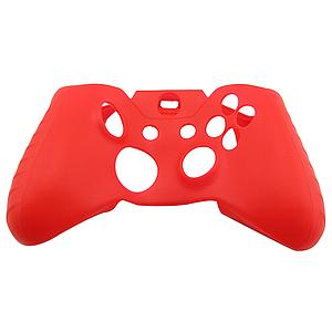 FUNDA SILICON CONTROL XBOX ONE ROJA
