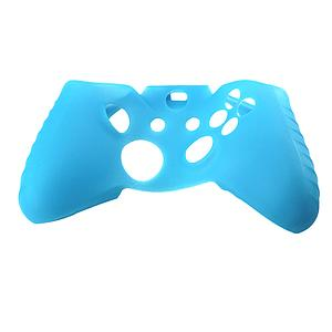 FUNDA SILICON CONTROL XBOX ONE AZUL
